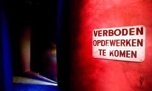 over de stad 3 © Jan Boeve
